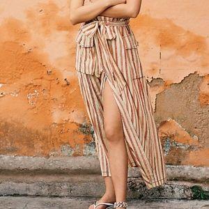 Free People Natalia Midi Skirt NWOT